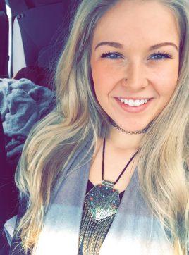 Abigail, 20 years old, Burlington, USA